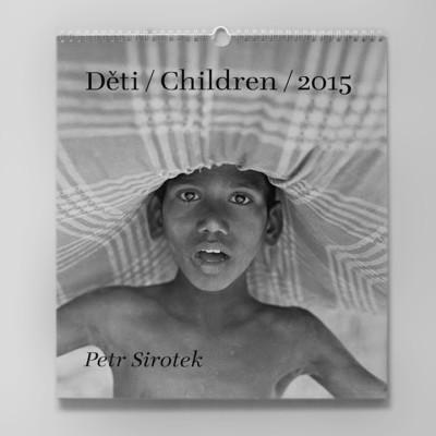 Nadace Naše dítě – Charitativní kalendář 2015