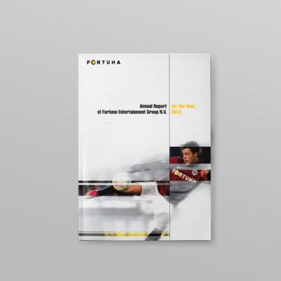 Fortuna – Výroční zpráva 2012
