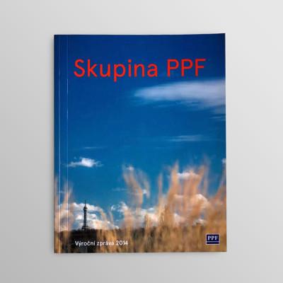 Skupina PPF – Výroční zpráva 2014