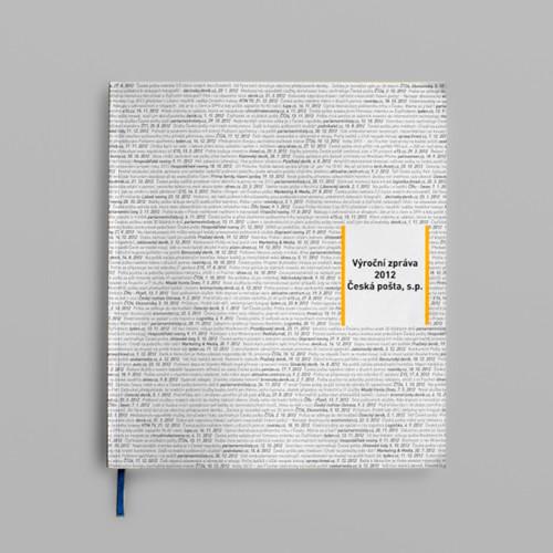 Česká pošta – Výroční zpráva 2013