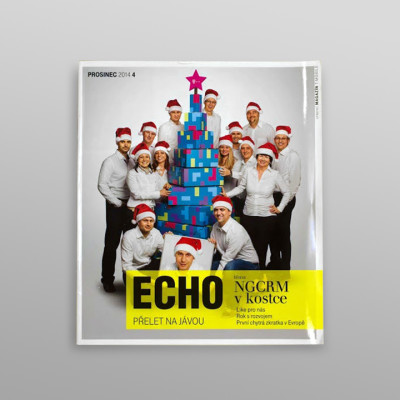 T-Mobile Czech Republic – magazín ECHO